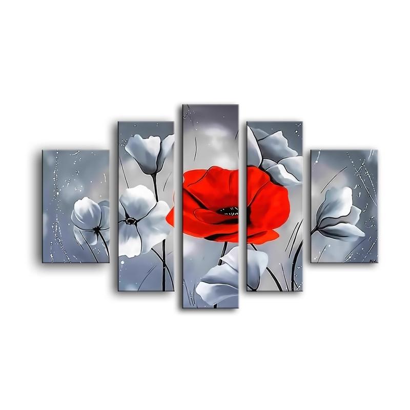 цветы A1-025
