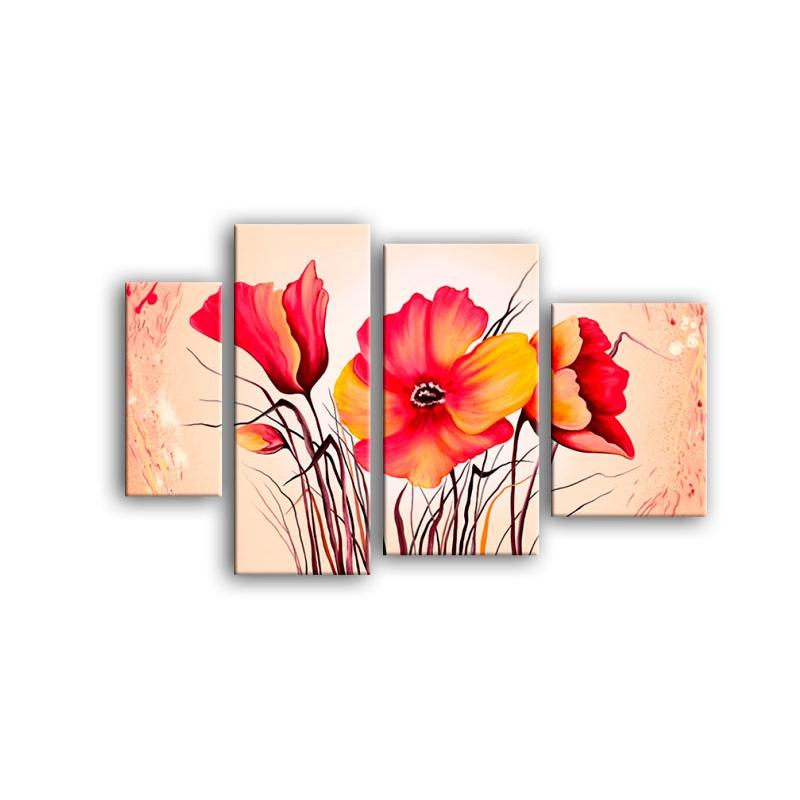 цветы A1-027