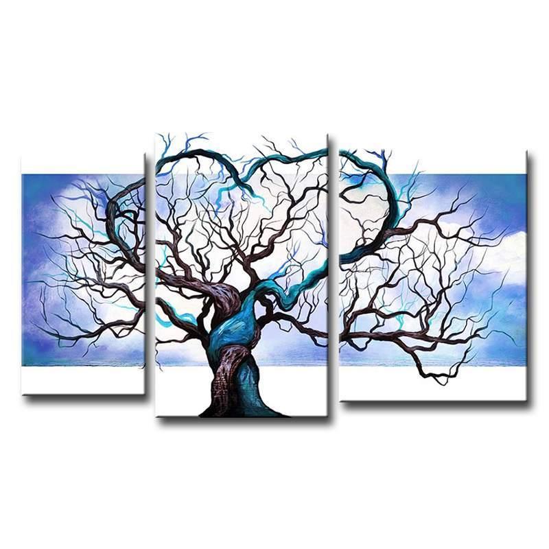 деревья A4-004