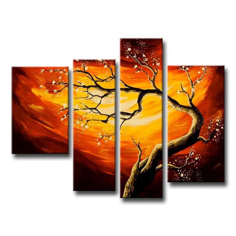 деревья A4-016