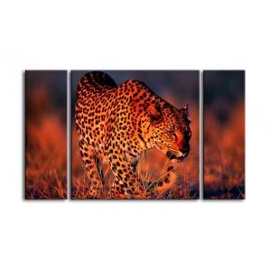 Модульная картина животные