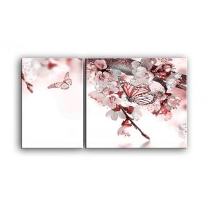 цветы вишни C7-004