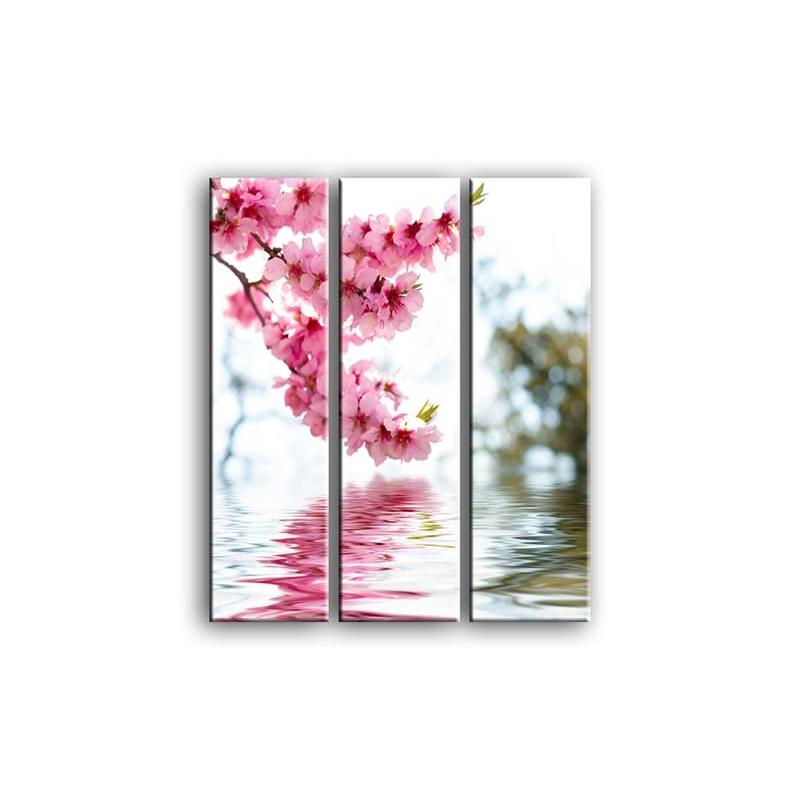 цветы вишни C7-016