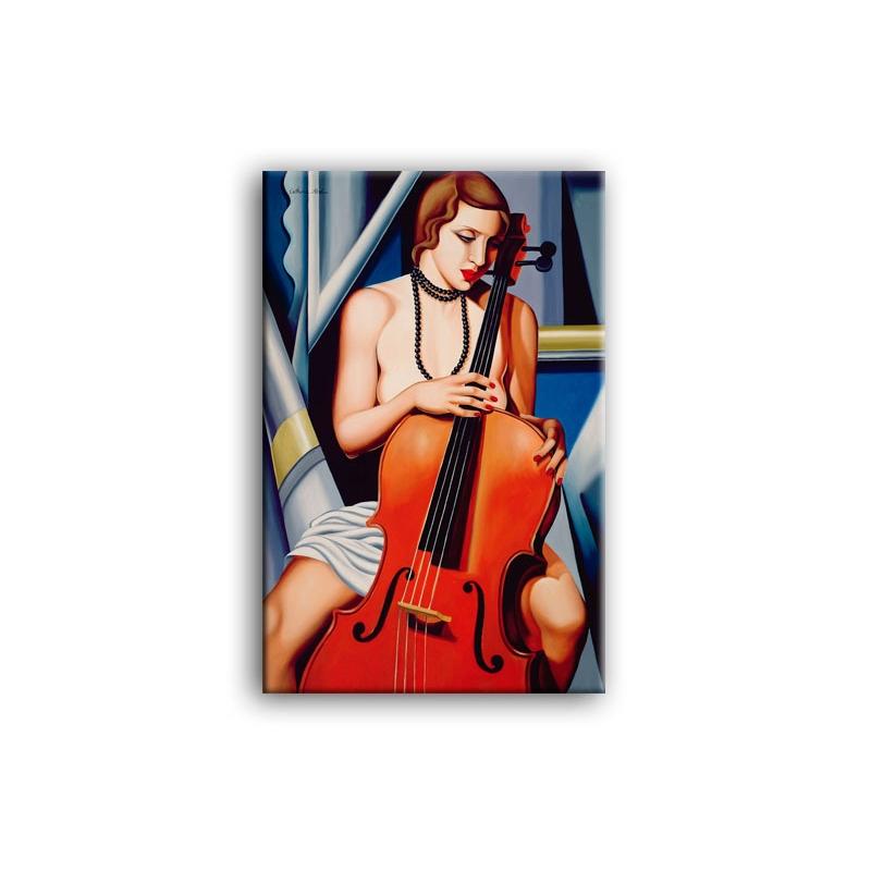 Постер артдекко